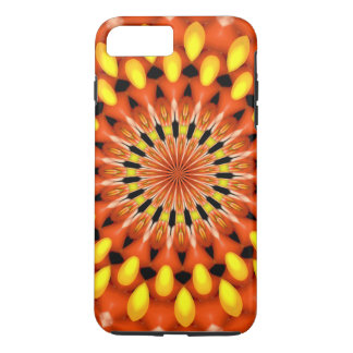 Autumn starburst phone case
