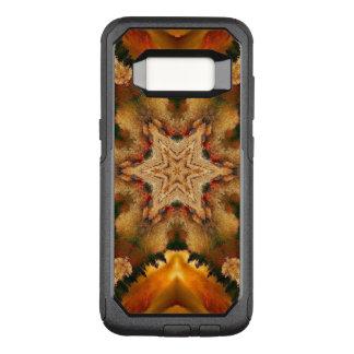 Autumn Stars Mandala OtterBox Commuter Samsung Galaxy S8 Case