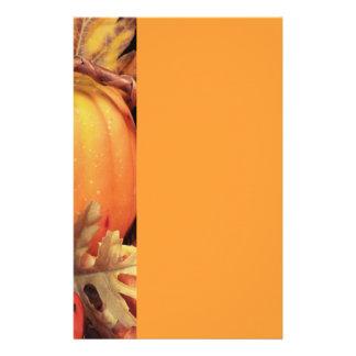 Autumn Stationery Design
