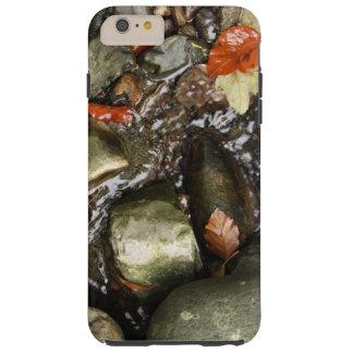 Autumn Stream Abstract Tough iPhone 6 Plus Case