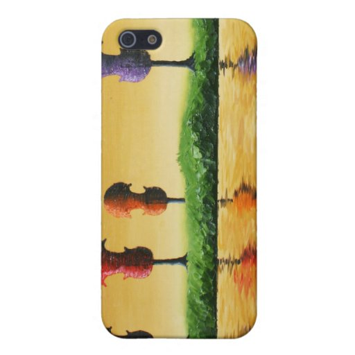 Autumn Strings iPhone 4 Speck Case Covers For iPhone 5
