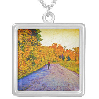 Autumn Stroll Necklaces