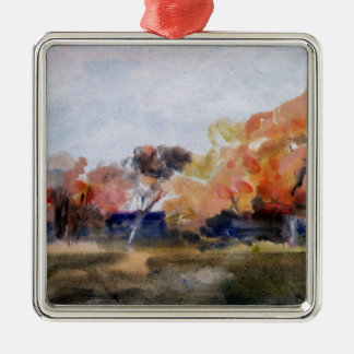 Autumn, Sussex Christmas Ornament