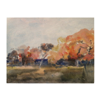 Autumn, Sussex Wood Canvases