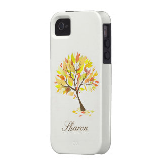 Autumn Theme iPhone 4 Case-Mate Vibe Case