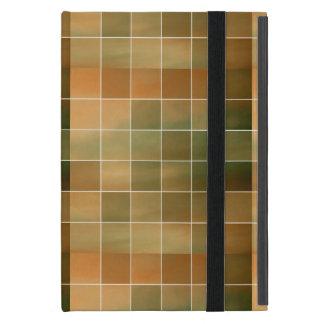 Autumn tiles case for iPad mini