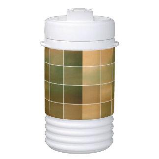 Autumn tiles cooler