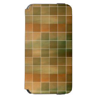 Autumn tiles incipio watson™ iPhone 6 wallet case