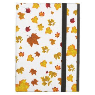 autumn time iPad air cover