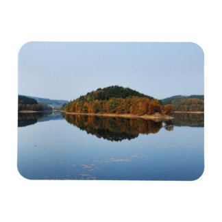 Autumn to the Aggertalsperre Magnet