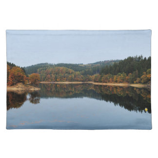 Autumn to the Aggertalsperre Placemat