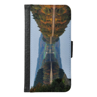 Autumn to the Aggertalsperre Samsung Galaxy S6 Wallet Case