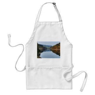 Autumn to the Aggertalsperre Standard Apron
