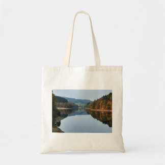 Autumn to the Aggertalsperre Tote Bag