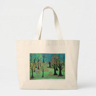 Autumn Treat Large Tote Bag