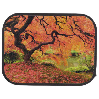 Autumn Tree Car Mat