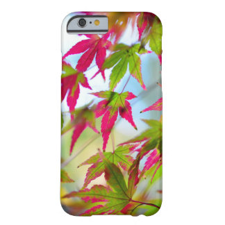 autumn tree leaf nature abstract detail background barely there iPhone 6 case