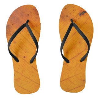 autumn tree leaf texture pattern background nature flip flops
