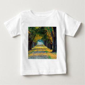 Autumn Tree Lined Roadway Louisville Kentucky Infant T-Shirt