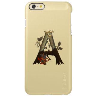 Autumn Tree Monogram A iPhone 6 Plus Case