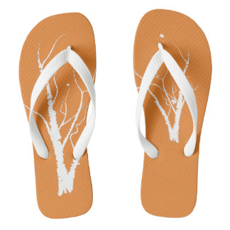 Autumn Tree Sandals