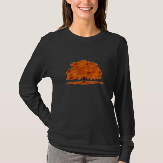 Autumn Tree - Thanksgiving gift- Customisable T-Shirt