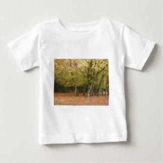 Autumn trees baby T-Shirt