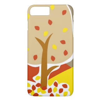 Autumn Trees iPhone 8 Plus/7 Plus Case