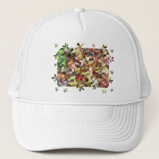 AUTUMN TREES TRUCKER HAT