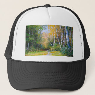 Autumn Trucker Hat