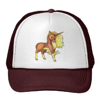 Autumn Unicorn Hat