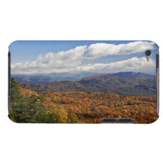 Autumn view of Southern Appalachian Mountains Barely There iPod Case
