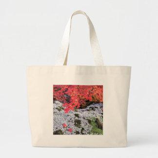 Autumn Vine Maple And Lichens Bag