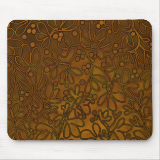 Autumn Vines Mousepad