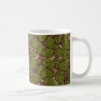 Autumn Walnuts Coffee Mugs