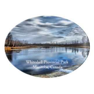 Autumn Whiteshell River Platter