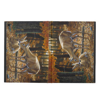Autumn Whitetail Doe and Fawn Powis iPad Air 2 Case
