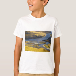 AUTUMN WILDLIFE VIEWING SCENIC T SHIRTS