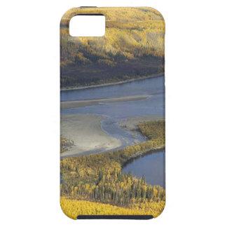 AUTUMN WILDLIFE VIEWING SCENIC TOUGH iPhone 5 CASE