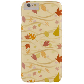 Autumn Wind Background Barely There iPhone 6 Plus Case