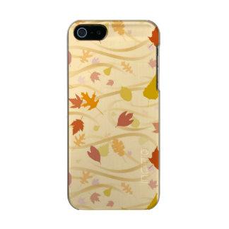 Autumn Wind Background Incipio Feather® Shine iPhone 5 Case