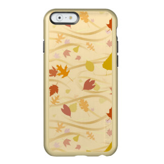 Autumn Wind Background Incipio Feather® Shine iPhone 6 Case