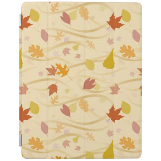 Autumn Wind Background iPad Cover