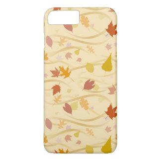 Autumn Wind Background iPhone 8 Plus/7 Plus Case