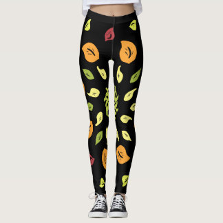 Autumn wind leggings