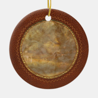 Autumn - Woodstock VT - Past and Present Christmas Tree Ornaments