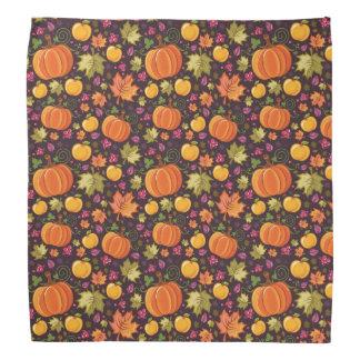 Autumnal background bandana