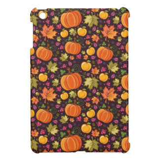 Autumnal background cover for the iPad mini