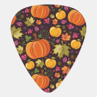 Autumnal background plectrum