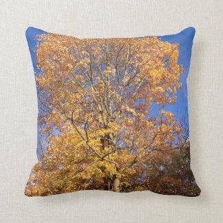 Autumnal Grace Cushion